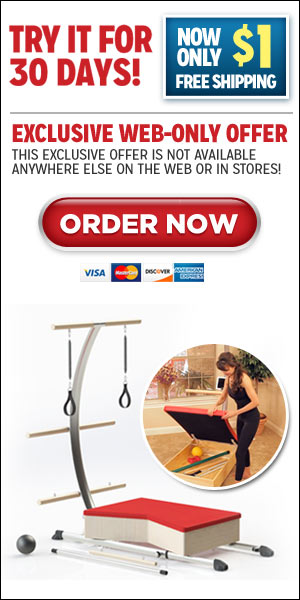 Order 3BAR CROSSTRAINER™ Now!